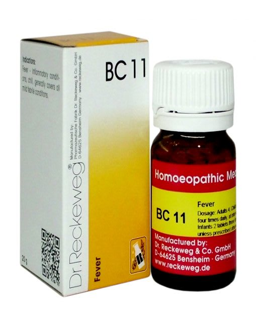 Dr. Reckeweg BC 11 Tablet