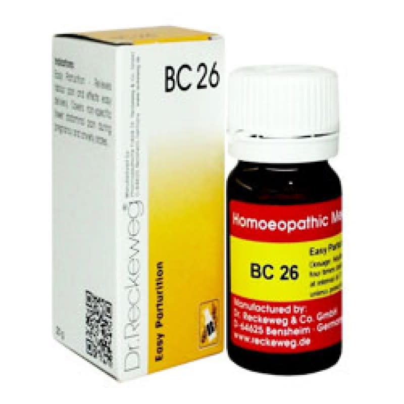 Dr. Reckeweg BC 26 Tablet