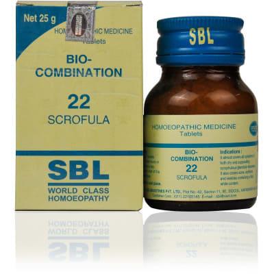 SBL Bio-Combination 22 Tablet