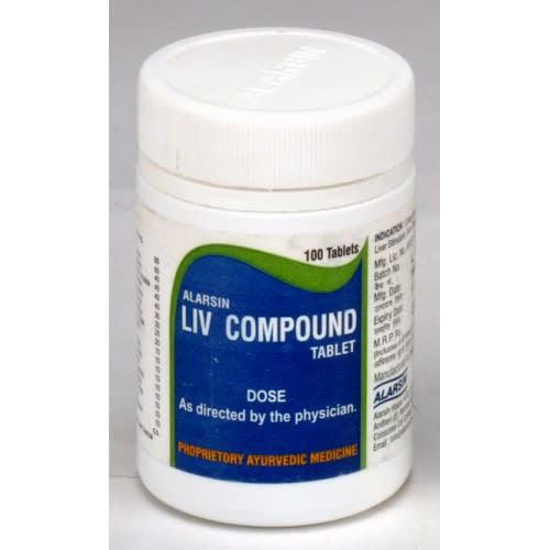 Liv Compound Tablet