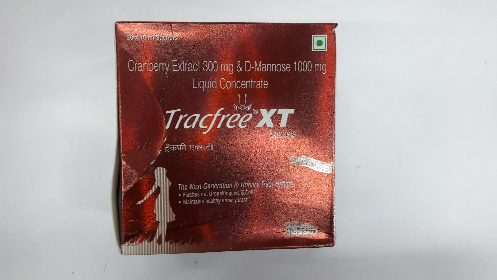 Tracfree XT Sachet