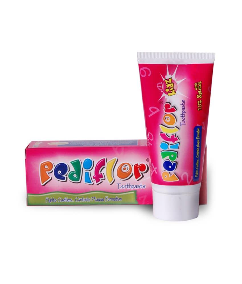 Pediflor Kidz Toothpaste