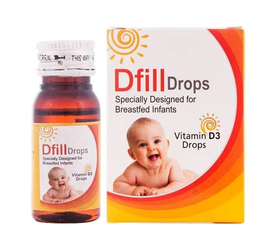 Dfill Drop