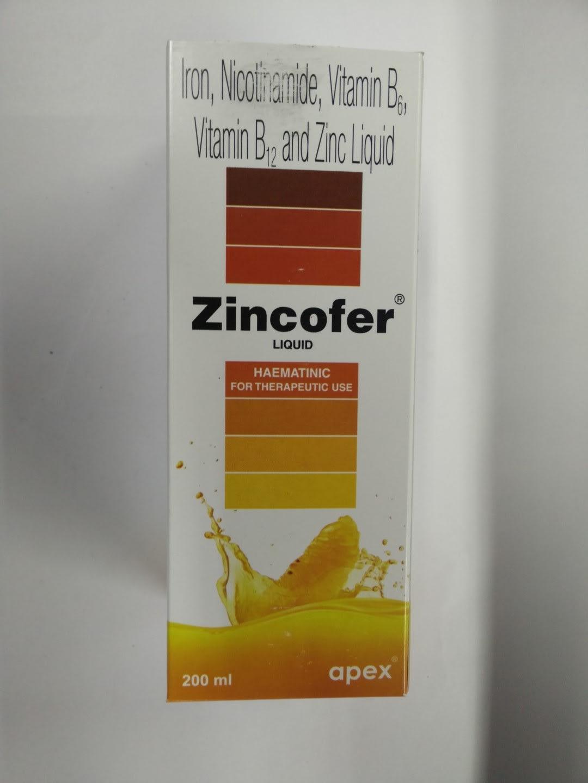 Zincofer Liquid