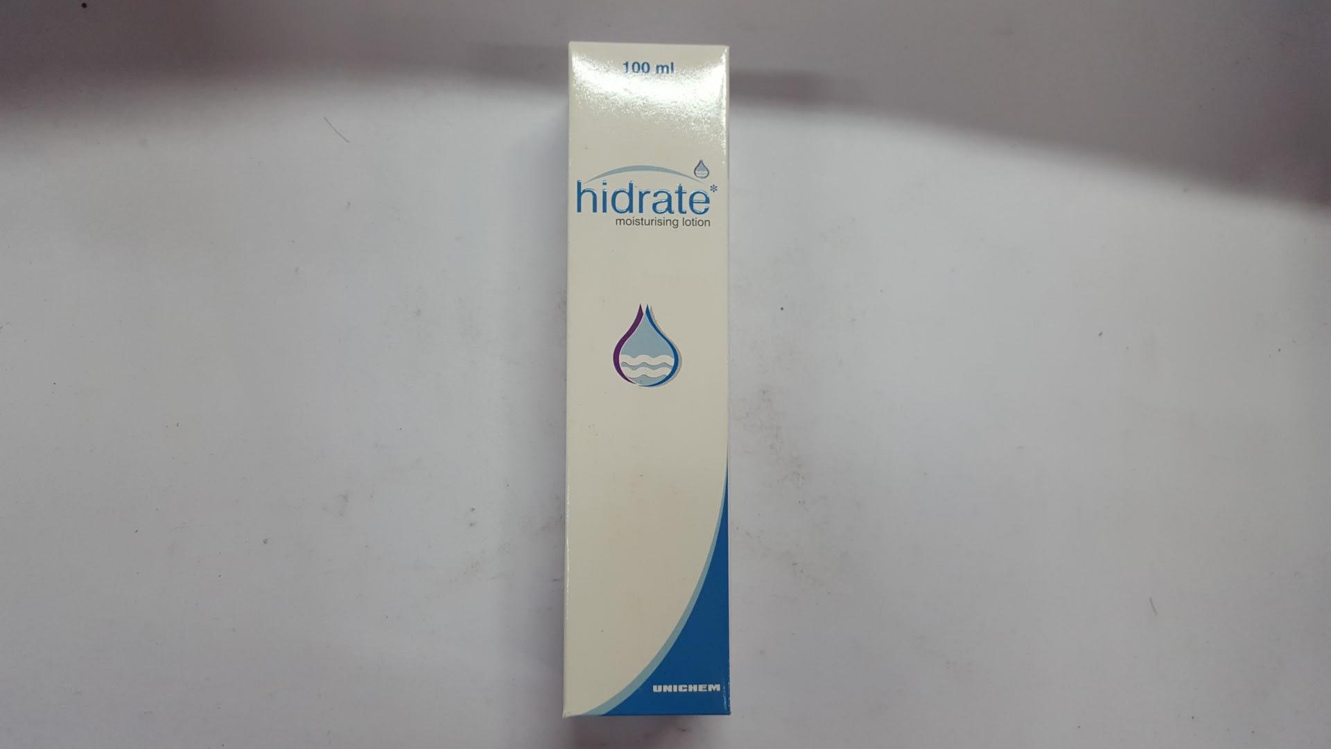 Hidrate Lotion