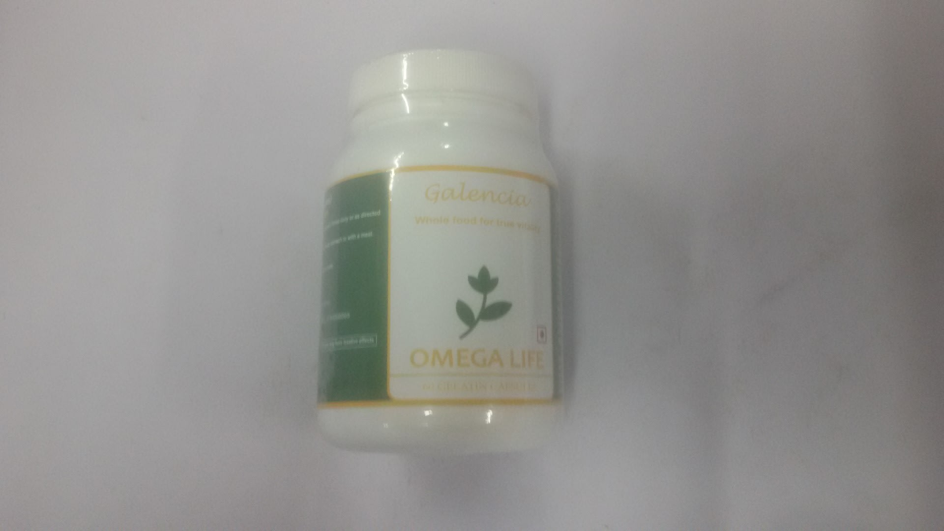 Omegalife Capsule