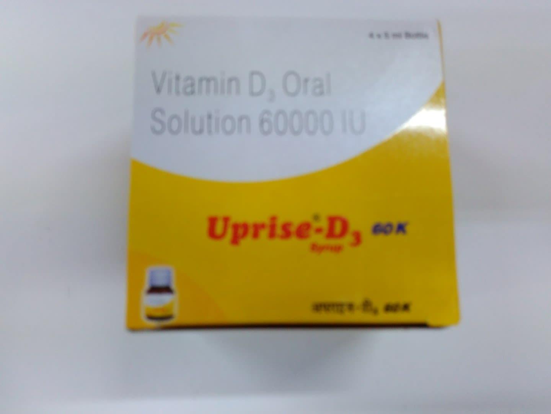 Uprise-D3 60K Syrup