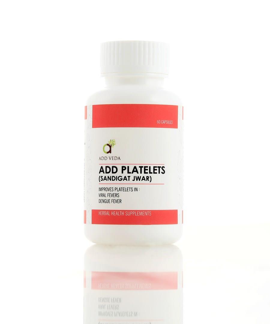 Add Platelets Capsule