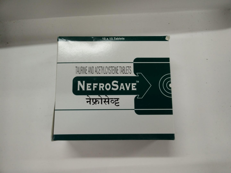 Nefrosave Tablet