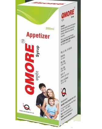 Qmore Syrup