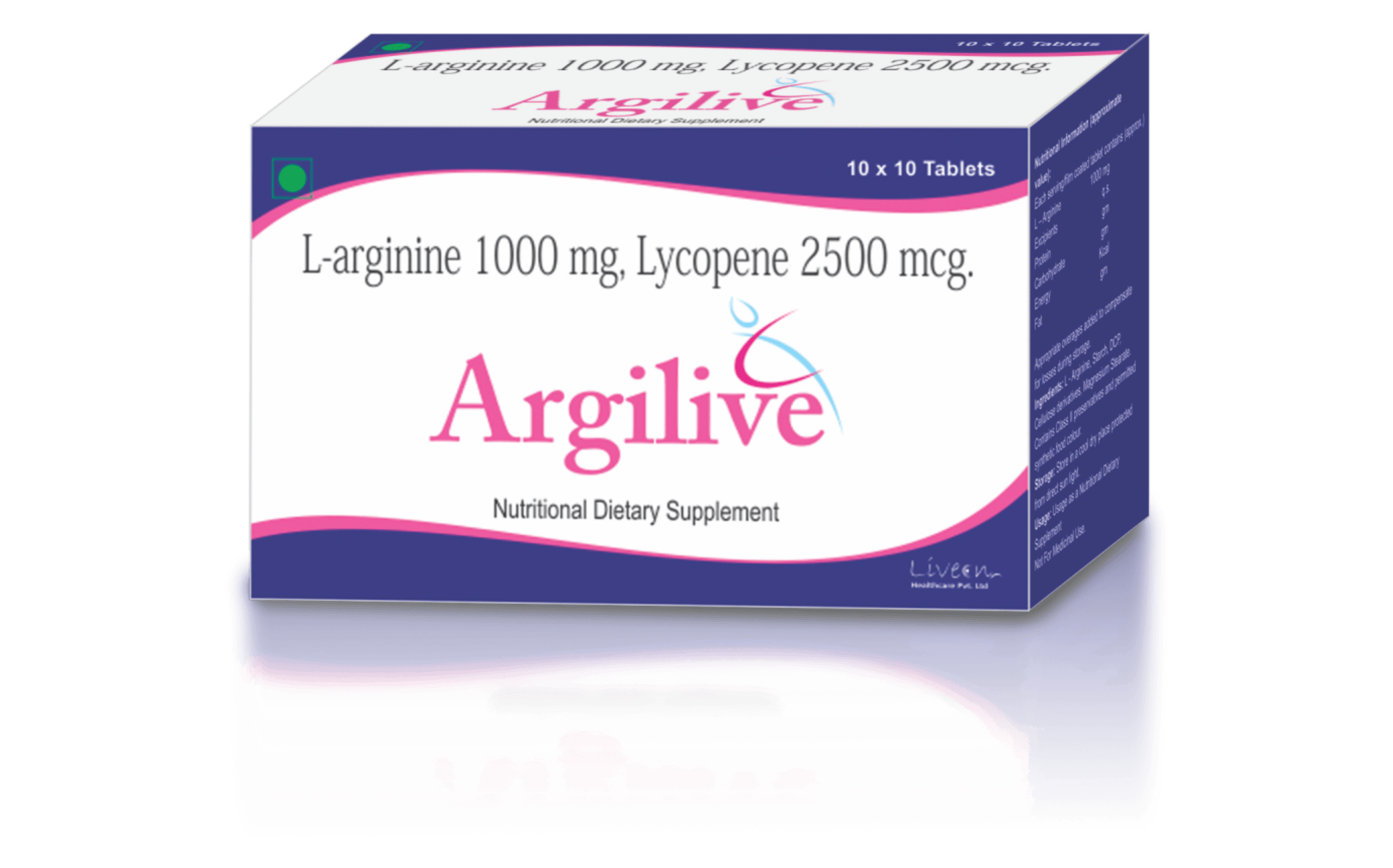 Argilive Tablet