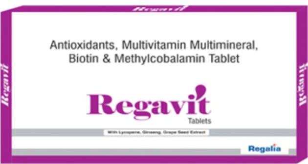 Regavit Tablet