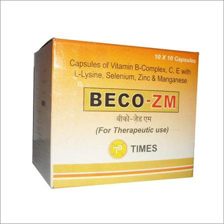 Beco-ZM Capsule