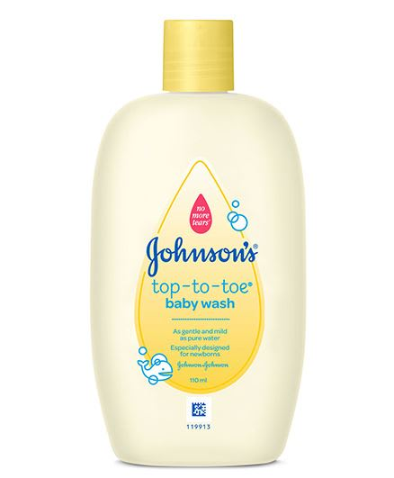 Johnsons Baby Top-to-Toe Wash