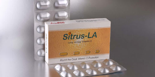 Sitrus-LA Tablet