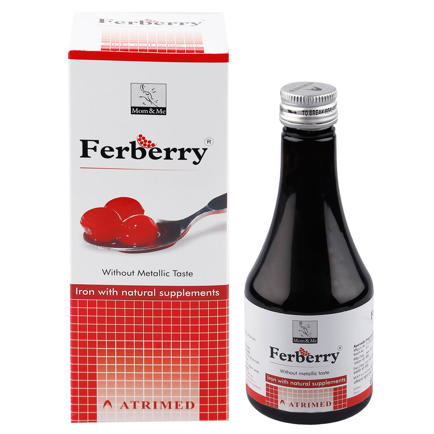 Ferberry Syrup