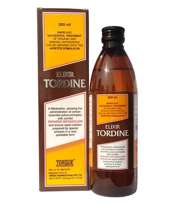 Tordine Elixir