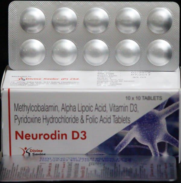 Neurodin D3 Tablet
