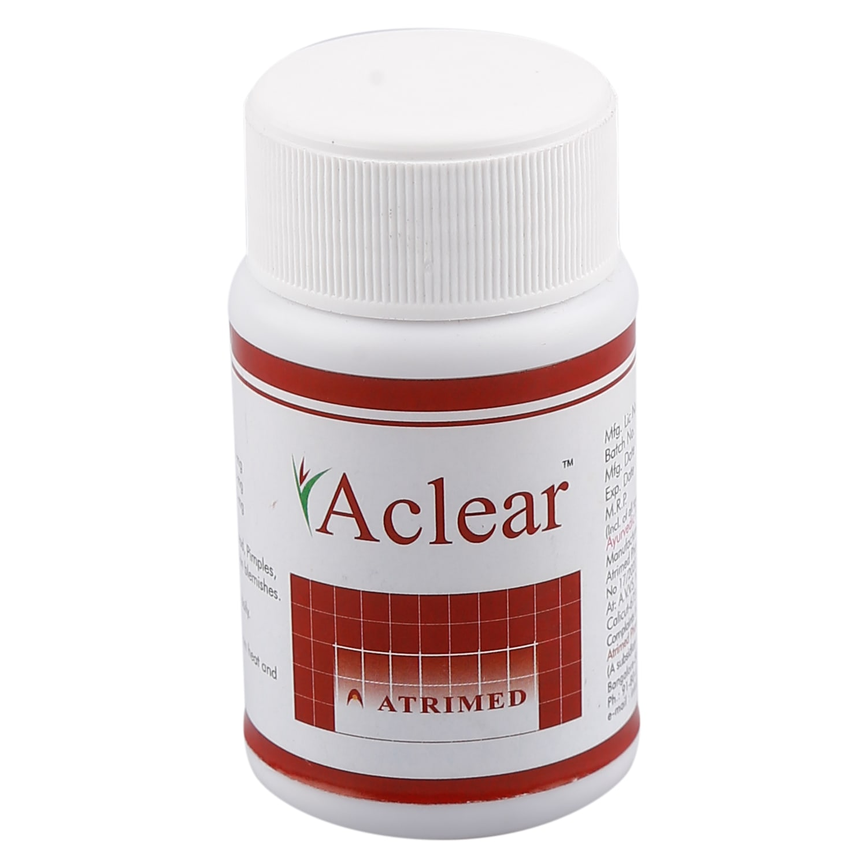 Aclear Capsule