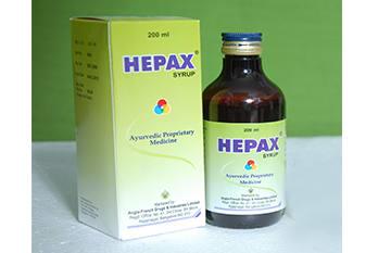 Hepax Syrup