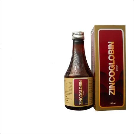 Zincoglobin Syrup