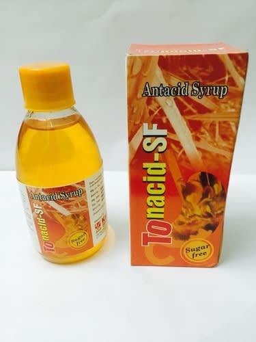 Tonacid SF Syrup