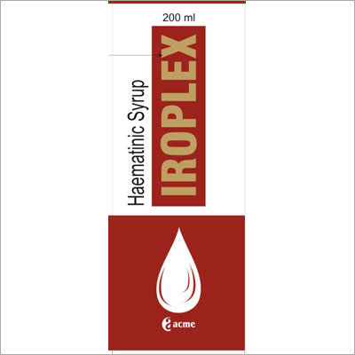 Iroplex Syrup