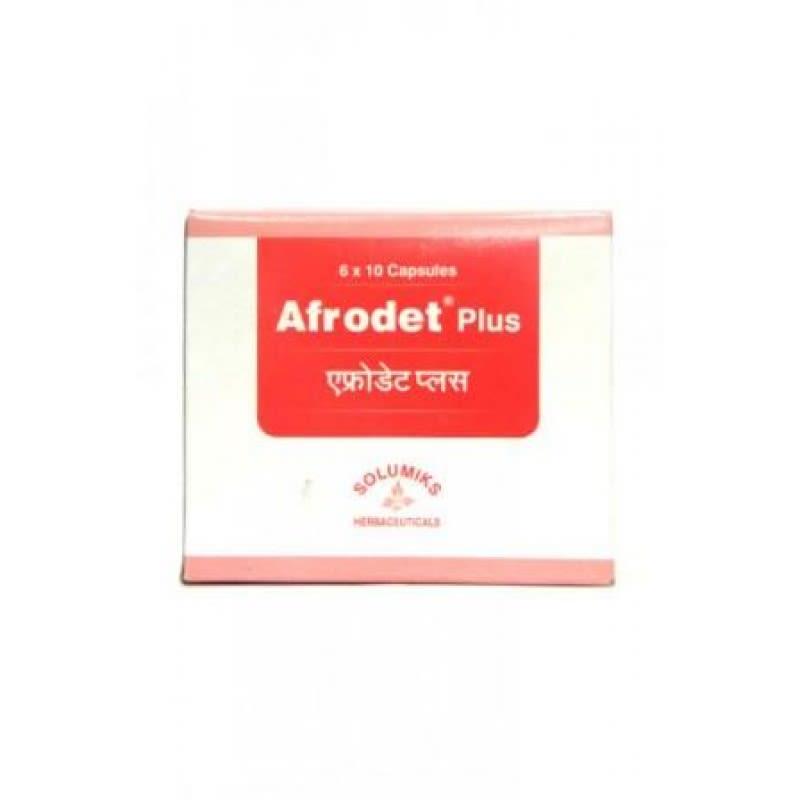 Afrodet Plus Capsule