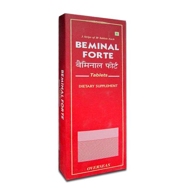 Beminal Forte Tablet