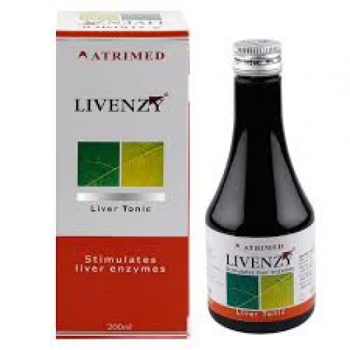Livenzy Syrup