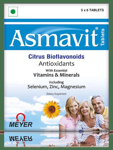 Asmavit Tablet