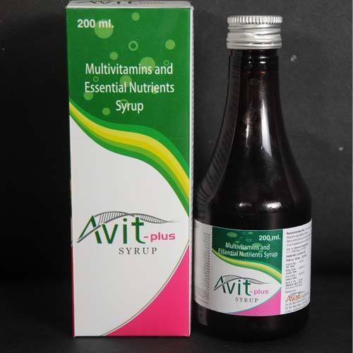 Avit Plus Syrup