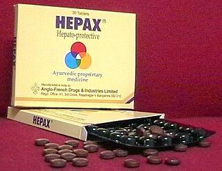 Hepax Tablet