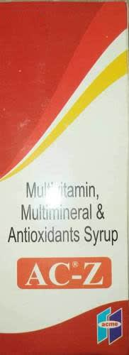 AC Z Syrup