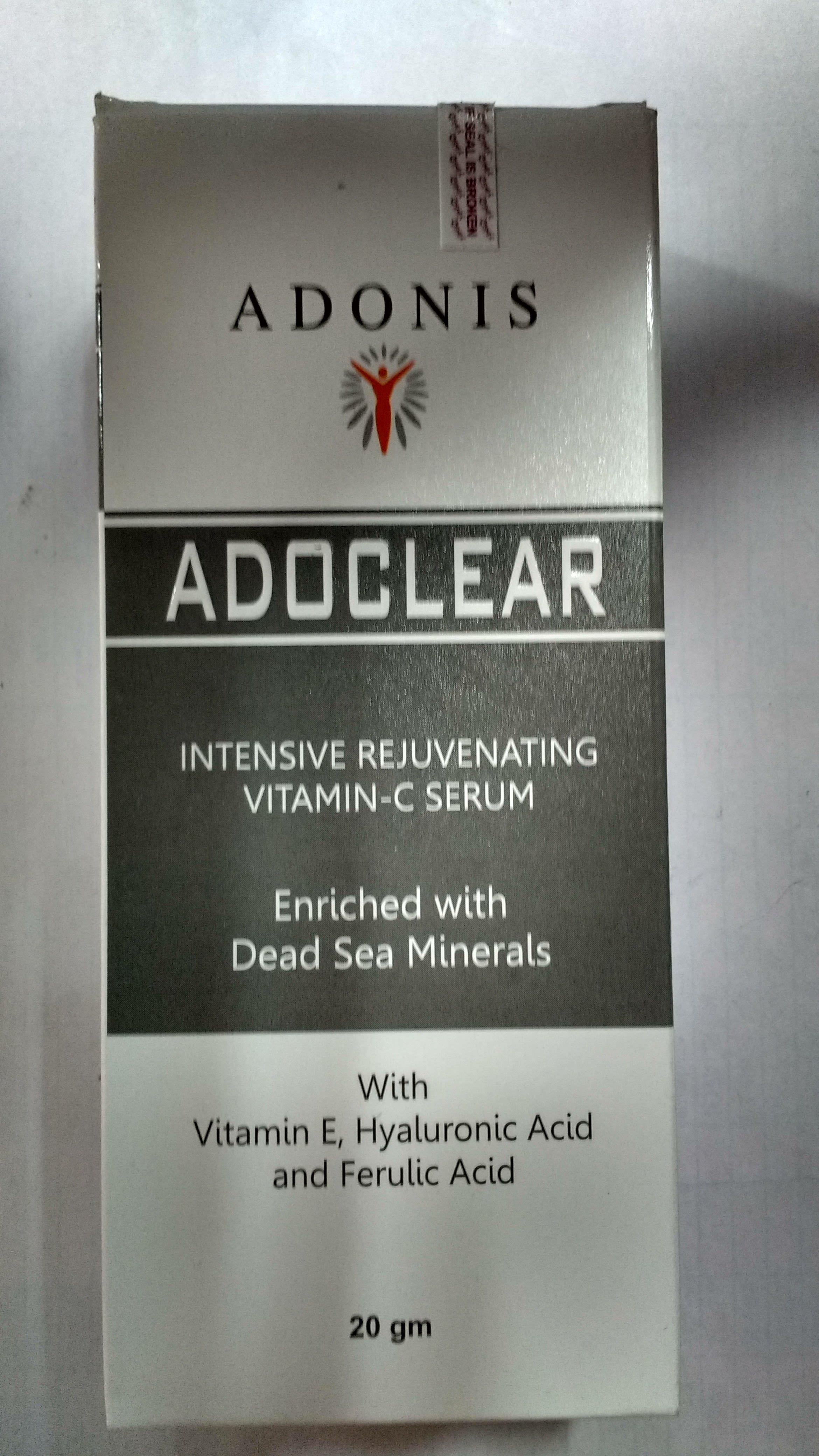 Adoclear Vitamin C Serum