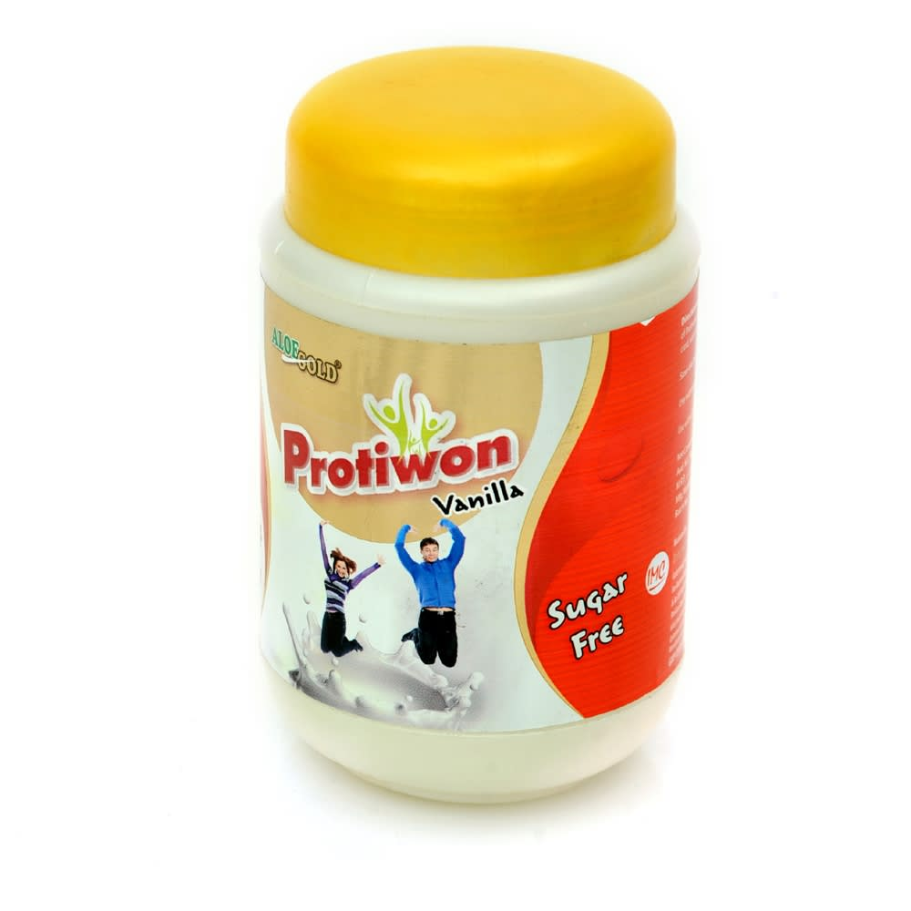 IMC Protiwon Sugar Free Powder Vanilla
