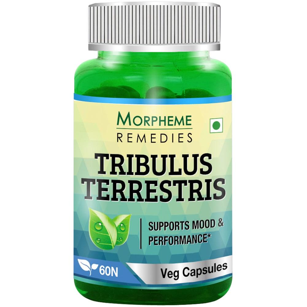 Morpheme Tribulus Terrestris  Capsule