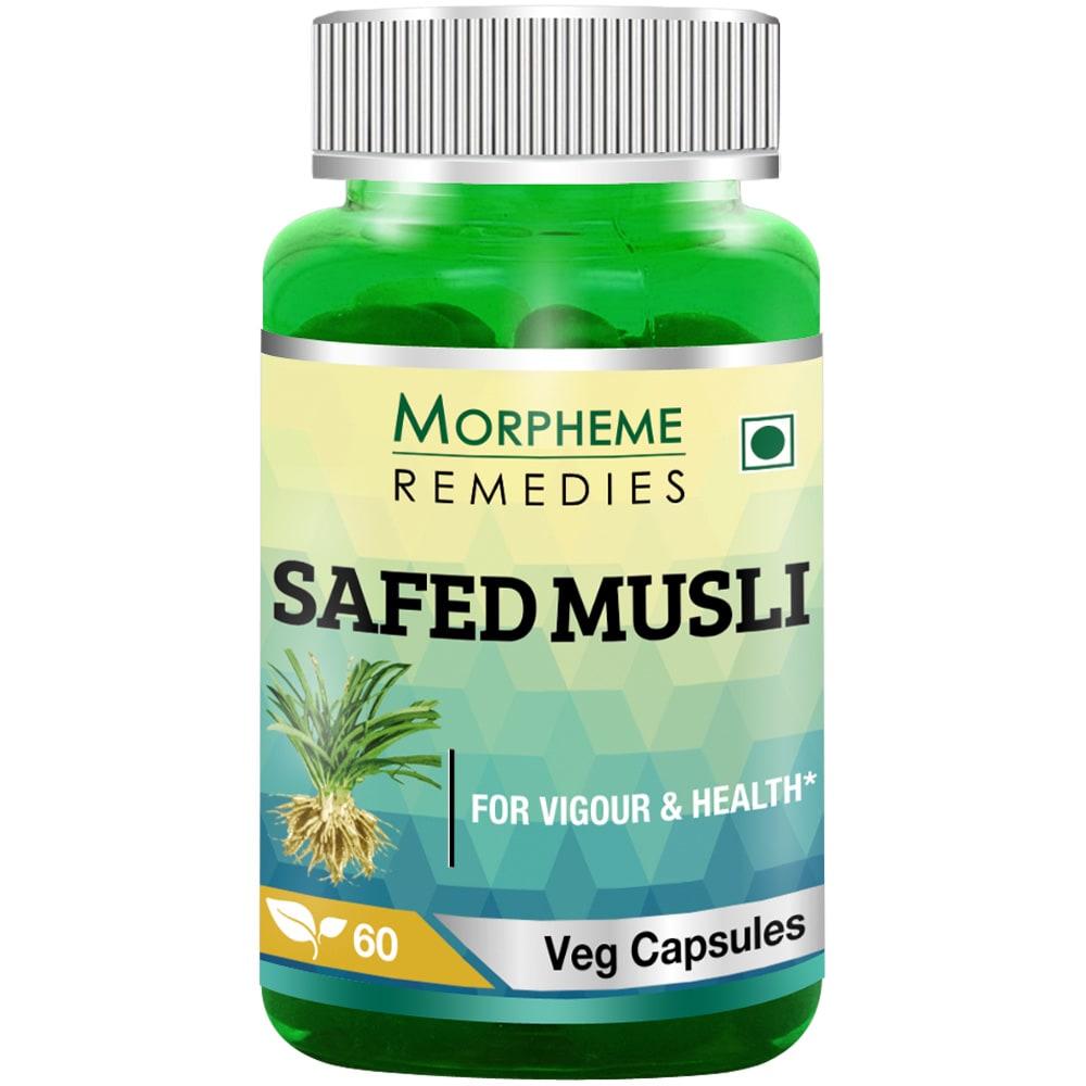 Morpheme Safed Musli  Capsule