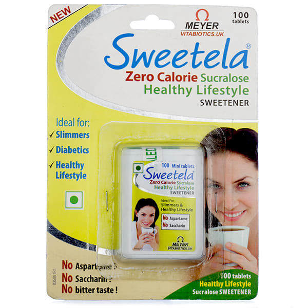 Sweetela Tablet