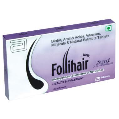 New Follihair Tablet
