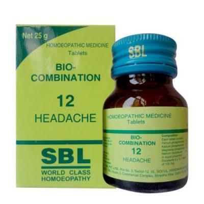 SBL Bio-Combination 12 Tablet