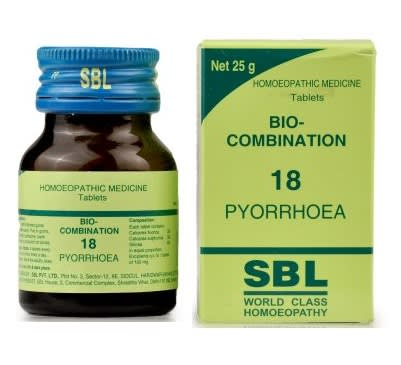 SBL Bio-Combination 18 Tablet