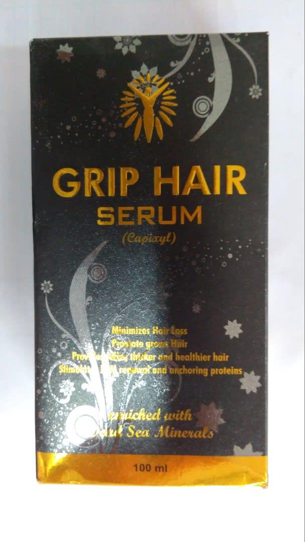 Grip Hair Serum