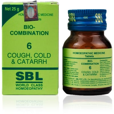 SBL Bio-Combination 6 Tablet