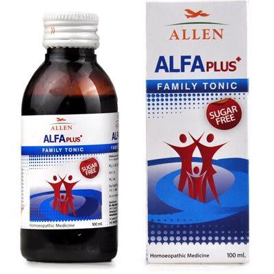 Allen Alfa Plus Sugar Free Family Tonic