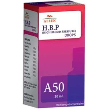 Allen A50 H.B.P (High Blood Pressure) Drop