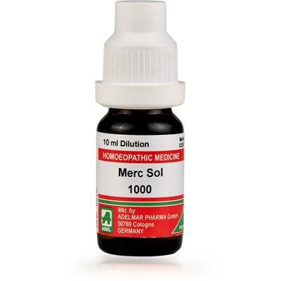 ADEL Merc Sol Dilution 1000 CH
