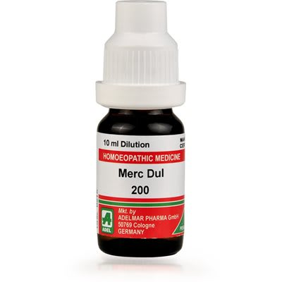 ADEL Merc Dul Dilution 200 CH