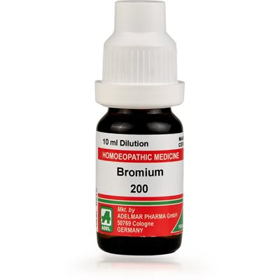 ADEL Bromium Dilution 200 CH