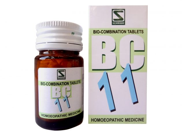 Dr Willmar Schwabe Biocombination 11 Tablet